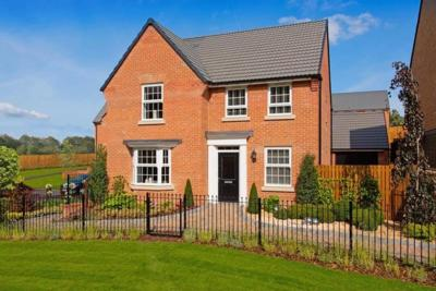 Barratt Homes, Burnham-On-Crouch