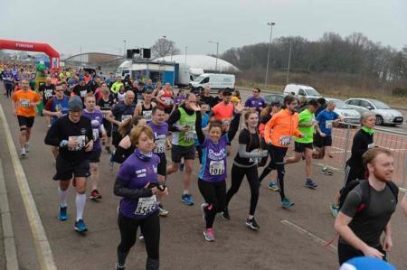 2018 Colchester Half Marathon
