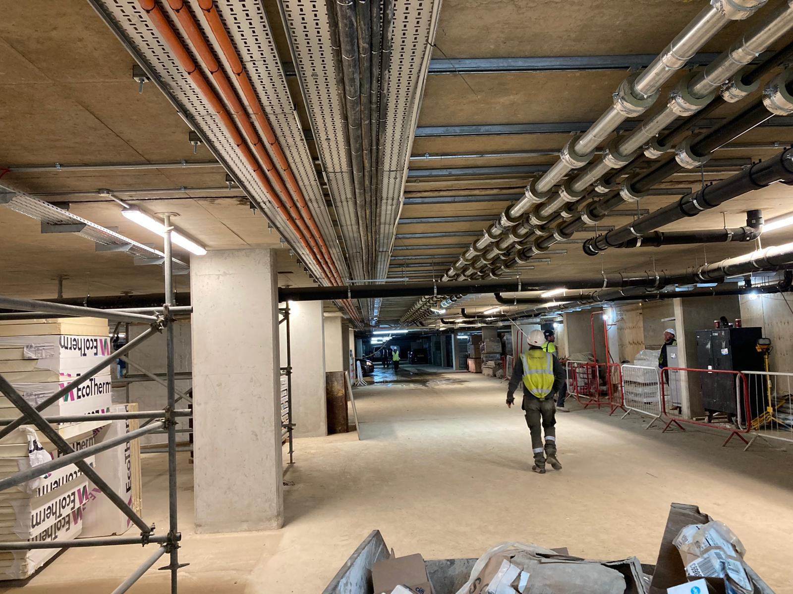 Progression of Ironworks, Mill Road, Cambridge